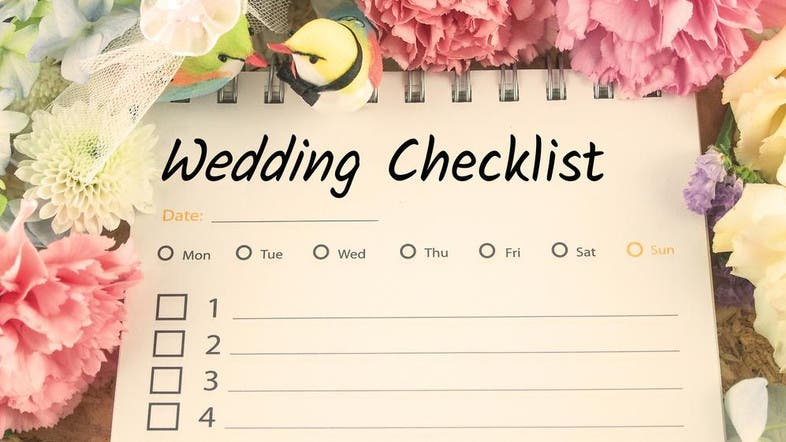 How To Begin Your Wedding Planning Process