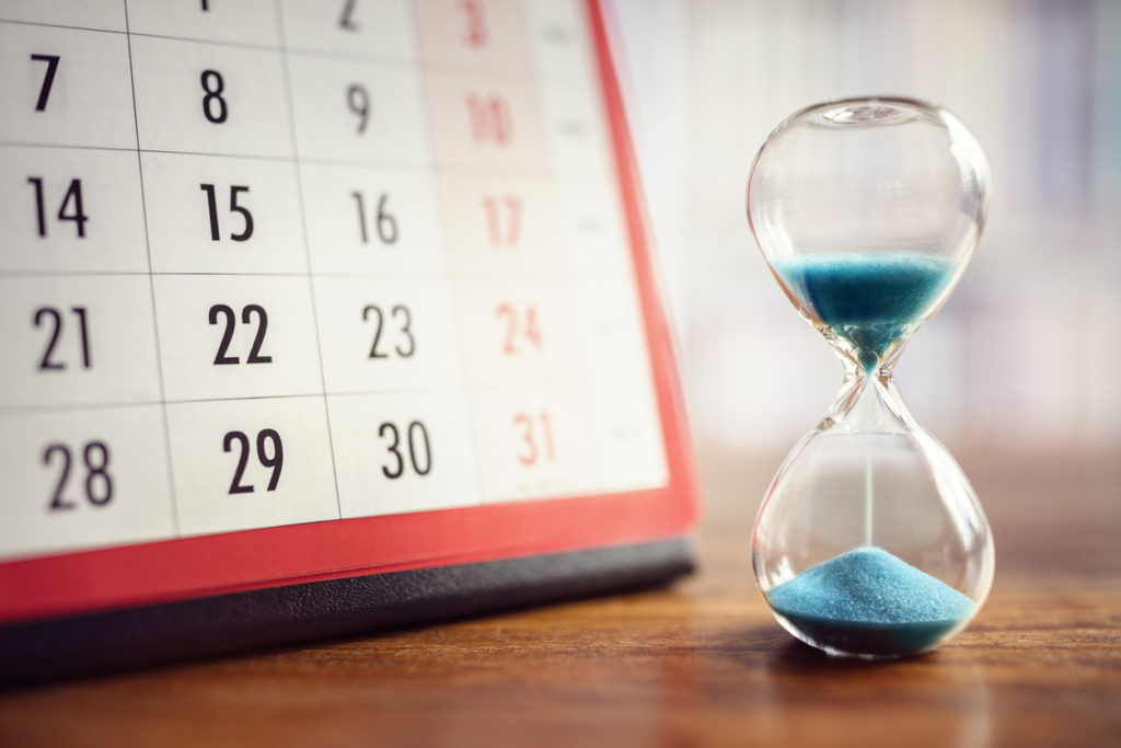Corporate Event Planning Timeline